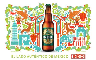 INDIO – MÉXICO UNIDO
